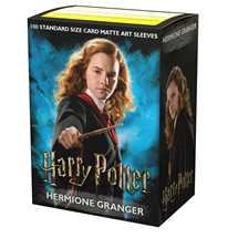 16020 Dragon Shield Matte Art Sleeves - Wizarding World - Hermione Granger Harry Potter