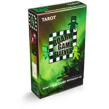 AT-10430 Tarot Board Game Sleeves Non-Glare Arcane Tinmen 70mmx120mm 50 buste Sapphire