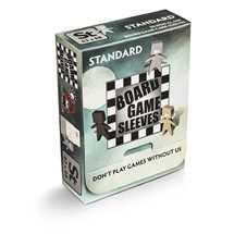 AT-10426 Standard Board Game Sleeves Non-Glare Arcane Tinmen 63mmx88mm 50 buste Sapphire