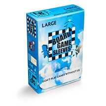 AT-10422 Board Games Sleeves Non-Glare Arcane Tinmen 59mmx92mm 50 buste Sapphire