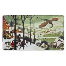 22515 Dragon Shield Playmat - Hunters in the Snow