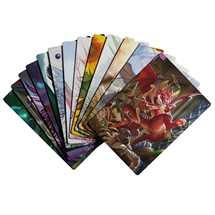 02101 Dragon Shield Card Dividers Series #1 (6 Dividers per Pack)