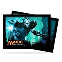 86032 Deck Protector MTG Irruzione Orizzontale Dimir (80)