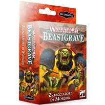 110-88-02 Warhammer Underworlds Beastgrave Zkiacciatori di Morgok
