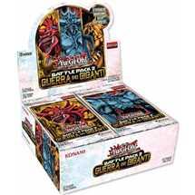 Box YGO Battle Pack 2: Guerra dei Giganti (36 buste) (1st Ed.)