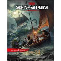 Dungeons & Dragons 5a ed. - Ghosts of Saltmarsh