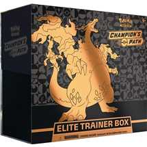 Pokemon Elite Trainer Box Champion's Path