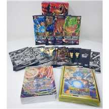 DBS Collector's Edition BT6 (4 Variant Booster Pack Images)