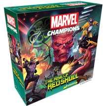 Marvel Champions - L'Ascesa del Teschio Rosso