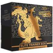 Pokemon Sword and Shield 3.5 Champion's Path Elite Trainer Box (EN)