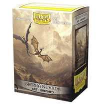 12057 Dragon Shield Matte Art Sleeves - Among the Sierra Nevada (100 Sleeves)