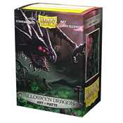 12050 Dragon Shield Matte Art Sleeves - Halloween Dragon 2020 (100 Sleeves)
