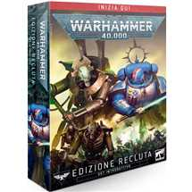 40-04 Warhammer 40000: Recluta