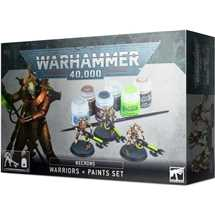 60-69 Necrons: Warriors + Paint Set