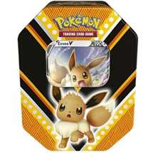 Collector Tin V Powers - Eevee