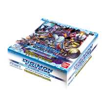 Digimon Card Game BT01-03 Box Special Booster Ver.1.0