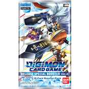 Digimon Card Game BT01-03 Busta Special Booster Ver.1.0