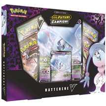 Pokemon Spada e Scudo 3.5 Futuri Campioni Collezione Hatterene-V