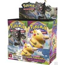 Box Pokemon Spada e Scudo Voltaggio Sfolgorante (36 buste)