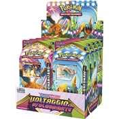 Box 8x Mazzi Pokemon Spada e Scudo Voltaggio Sfolgorante ITA