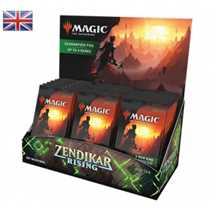 MTG - Zendikar Rising Set Booster Display (30 Packs) - IT