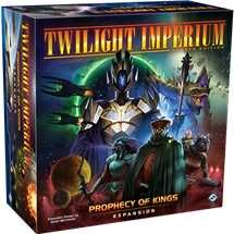 Twilight Imperium - Prophecy of Kings
