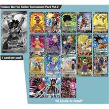 Dragon Ball Unison Warrior Series Tournament Kit Vol.2