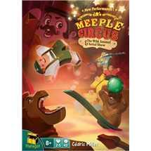 Meeple Circus - Animali Selvaggi & Acrobazie