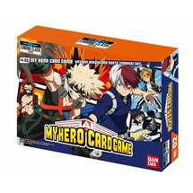 CHRONO CLASH My Hero Academia Card Game MH-02