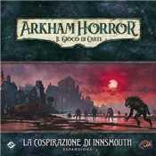 Arkham Horror LCG - La Cospirazione di Innsmouth