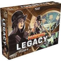 Pandemic - Legacy Season 0