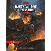 Dungeons & Dragons 5a ed. - Tasha's Cauldron of Everything