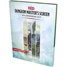 Dungeons & Dragons 5a ed. - Dungeon Master's Screen Wilderness Kit