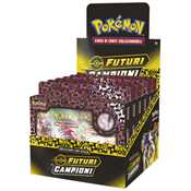 Pokemon Spada e Scudo 3.5 Futuri Campioni Pin Collection Novembre display 6 pezzi