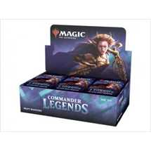 MTG - Draft Booster Display Commander Legends (24 Packs) - IT