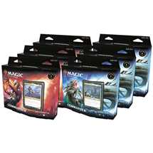 MTG Commander Legends Commander Deck Display (6 Decks) - ITA