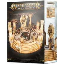 64-84 Dominion of Sigmar: Sigmarite Dais