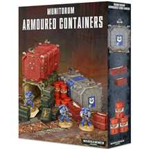 64-98 Munitorum Armoured Containers