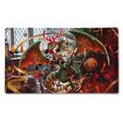 22551 Dragon Shield Playmat 'Christmas Dragon' 2020