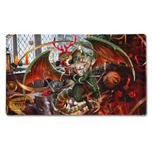 21528 Dragon Shield Playmat 'Christmas Dragon' 2020