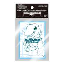 Digimon Card Game Official Deck Protectors (60 sleeves) v2