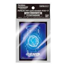 Digimon Card Game Official Deck Protectors (60 sleeves) v4