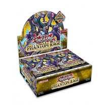 Box YGO Phantom Rage 1a ed. display 24 buste