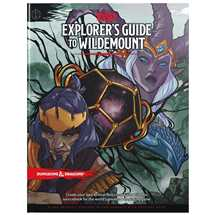 Dungeons & Dragons 5a ed. - Explorer's Guide to Wildemount