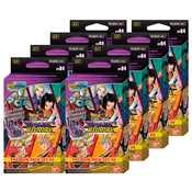 Display 8x Dragon Ball Super Premium Pack BT13 Supreme Rivalry