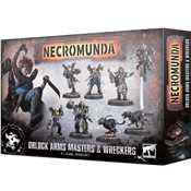 300-70 Necromunda Orlock Arms Masters e Wreckers