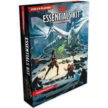 Dungeons & Dragons 5a ed. - Essentials Kit
