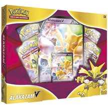 Pokemon Collezione Alakazam-V