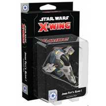 FFG - Star Wars X-Wing 2nd Ed: Jango Fett's Slave I Expansion Pack - EN