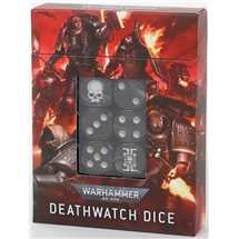 39-26 Deathwatch Dice Set